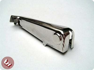 VESPA 150 VBB Sportique/VLB Sprint/VBC Rear Brake Pedal Cover Stainless Steel