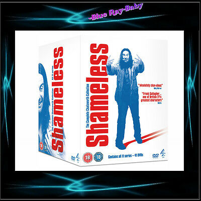 Shameless - Complete Series Seasons 1 2 3 4 5 6 7 8 9 10 11 * Brand New Boxset**