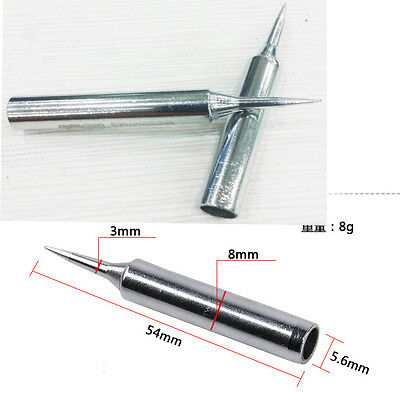 1pcs 6mm jack tips Solder Iron Leader 907H-I Tip for 70W or 60W Soldering Iron