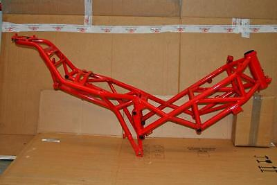 Ducati  Mutistrada Rosso/Frame  Red Painting Code :  470 10583Bf