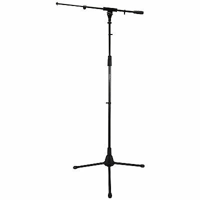 Talent MS-5B Tripod Microphone Stand with Telescopic Boom