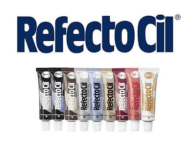 RefectoCil  Eyebrow and eyelash tint,  colours, 15ML, Tinting