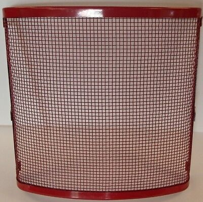 350979R11 New Red Front Grille Screen for Case IH Farmall Cub Model Tractor