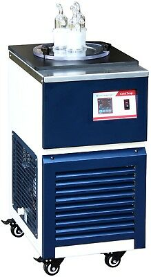 AI UL/CSA -40C/F Cold Trap for Safe Vacuum Operations Pumps Purging Oven Chamber