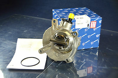 BMW E65 E66 E53 E70 Brake Vacuum Pump PIERBURG W/ O-Ring OEM Qty 11667635657