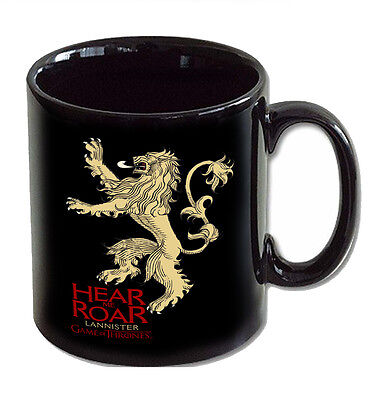 "Mug Game of Thrônes : Lannister ""Hear Me Roar"" - SD Toys (Neuf)"