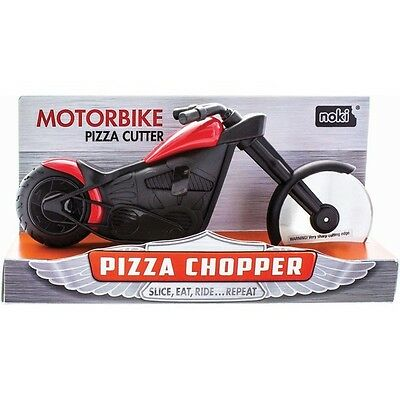 Pizza Chopper Motorcycle Shaped  Pizza Cutter Wheel stainless steel Pizza Slicer