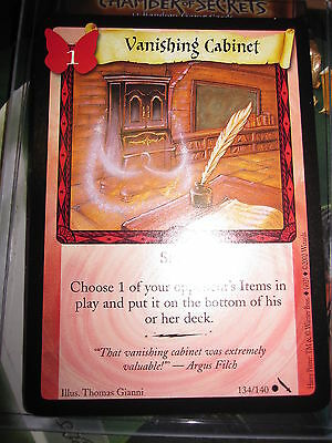 HARRY POTTER TCG GAME CARD CHAMBER OF SECRETS LESSON QUIDDITCH 139//140 COM MINT