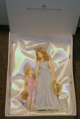 Royal Doulton Pretty Ladies,  A TENDER LOVE - Mothers Day - NEW - Boxed