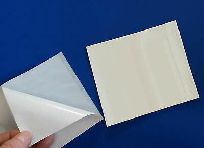 "50 Invoice Enclosed 4 1/2 x 5 1/2"" Slips Envelopes Box Pouches Packing List 2mil"