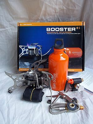 Camping Stove Camp Stove multi fuel Outdoor Lightweight  Gas Oil Portable Stove