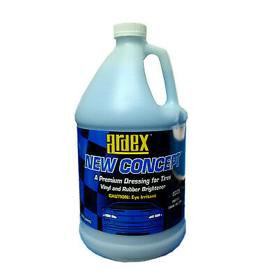 Ardex Wax 1 Gallon New Concept Tire Dressing 6239-01 NEW