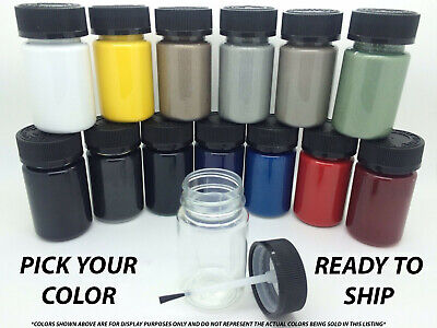 PICK YOUR COLOR -  Touch up Paint Kit w/Brush for MITSUBISHI CAR / SUV