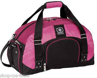 """OGIO Big Dome 21"""" Pink Duffel for Light Travel or Gym - 108087 - New"""