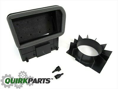 02-10 Dodge Ram A/C Heater Air Recirculation Housing Door Assembly OEM NEW MOPAR