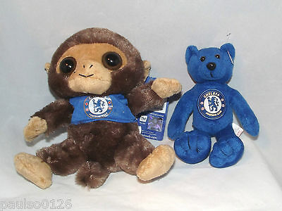 Chelsea Football Club Official Soft Toys