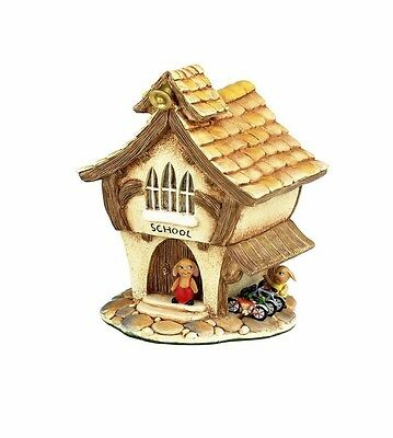"""Pendelfin """"OLD SCHOOL HOUSE""""  BRAND NEW IN BOX/ FREE USA SHIPPING"""
