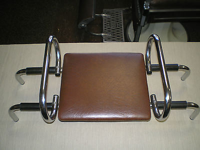 Antique Toddler Booster Seat for Barber Chair