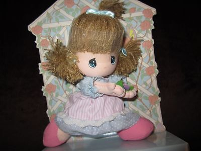 Vintage Cloth Precious moments doll for Mother!