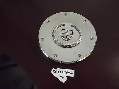 Cadillac CTS chrome wheel center cap hubcap 2003 2004 NEW