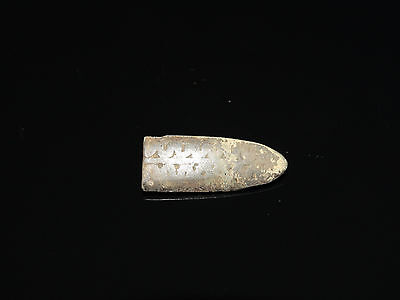 Viking  strap end decoration. ca 800-1000   AD