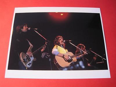 THE EAGLES  10x8 inch lab-printed glossy photo P/1483