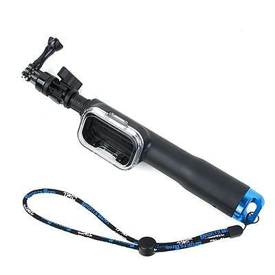 TMC GoPro Remote Pole Blue Base with Controller Case for Gopro Hero 3+ 4 HR251