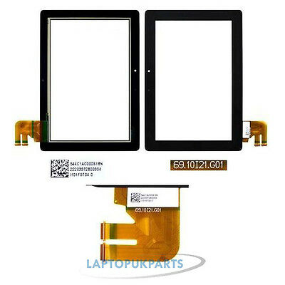Asus Transformer TF300 TF300T TF300TG Touch Screen Digitizer Glass I101FGT04.0