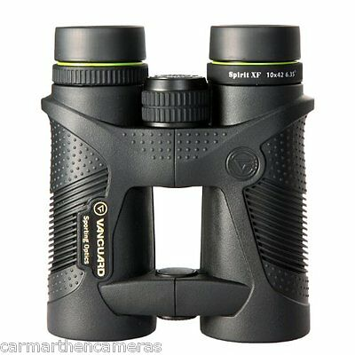 Vanguard Spirit XF 10 x 42 1042 Waterproof Binoculars
