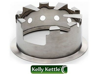 Kelly Kettle Hobo Stove - Large (fits 'Base Camp' & 'Scout' Models) for Camping
