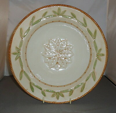 Fitz and Floyd Le Canard 2003 Collection Vegetable Serving Bowl