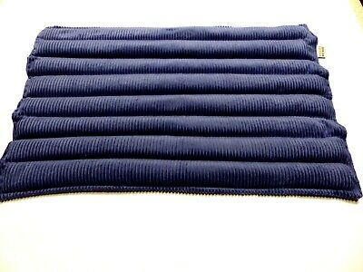 Wheat Lupin Pack Heat Bag XXXL Wave Sectioned 53 x 37cm  Great for aching Back
