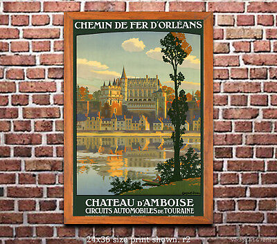 T31 Vintage 1920/'s France French Travel Poster A1 A2 A3