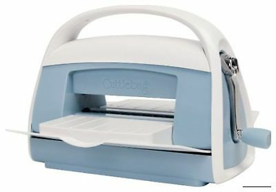 Cricut Cuttlebug Manual Die Cutting and Embossing Machine - Blue Free Shipping