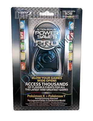 Action Replay Power Saves Pro for 3DS / 2DS (USA Region)