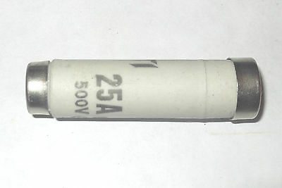 ETI 25A DI Diazed Fuse, gG - gL, 500 V ac RS 417-874 BOTTLE