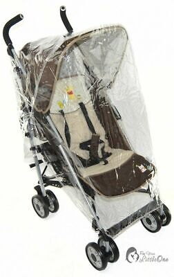 Raincover Compatible With Babystyle Imp Buggy Ventilated