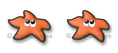 Starfish Shoe-Doodle Star Fish Shoe Doodles Charms for Soft Rubber Clogs