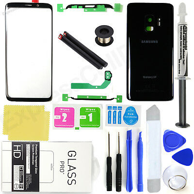 LOT bulk 10X replacement front outer glass lcd screen lens for Galaxy S3 White