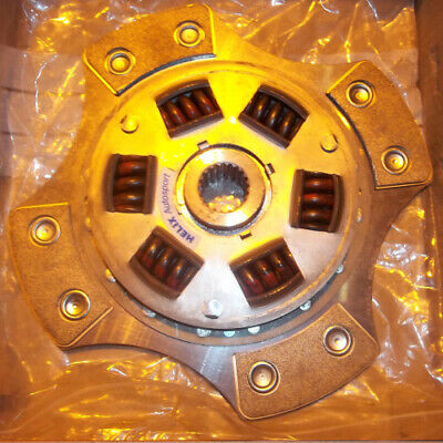 *MARKED* Helix Cerametallic 4 Paddle Sprung Drive Plate For Rover 216 1989-1994