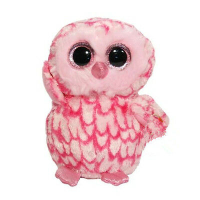 Hot Ty Beanie Boos Boo Character Red Big Eyes Penguin Soft Plush Toy Dolls Gifts