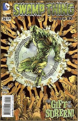 Swamp Thing #29 - NM - New 52