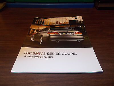 2010 BMW 3-Series Coupe Deluxe Sales Catalog