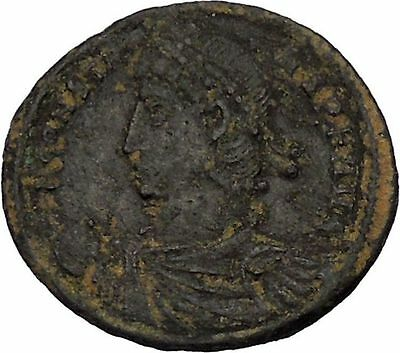 Constans Gay Emperor Constantine the Great son RARE Ancient Roman Coin i45975