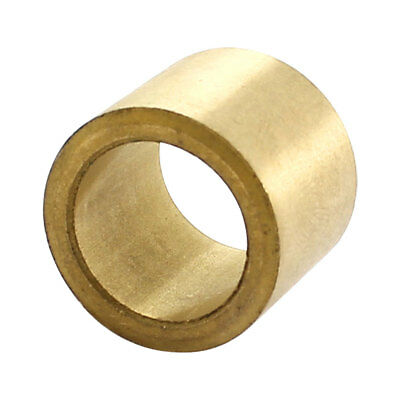 Oil Impregnated Sintered Bronze Bushing 16mm Bore x 22mm OD x 18mm Long
