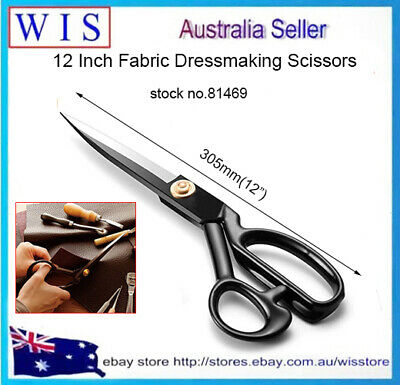 Upholstery Shears HD Scissors for Cutting Arts and Craft Fabrics,Leather,Carpets