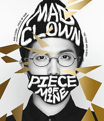 MAD CLOWN - Piece of Mine (3rd Mini Album) CD K-POP KPOP