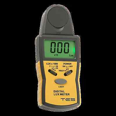 Digital Lux Meter- Professional Light Meter from a Professional Company