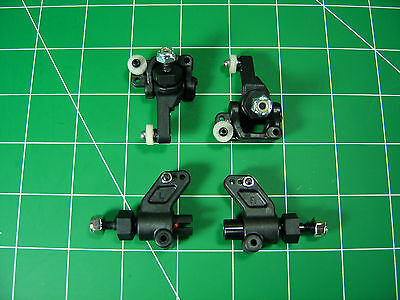 Team Associated SC10 Front Caster Blocks Rear Carriers Bearings & Stub Axles NEW