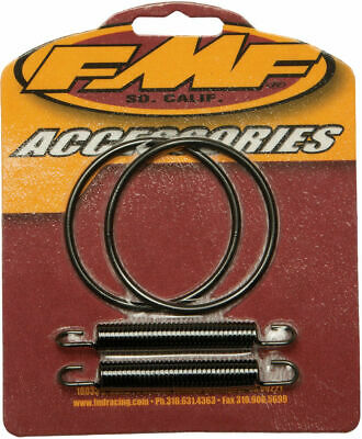 Fmf Pipe Springs Exhaust Gaskets 1999 2000 2001 2002-2012 Yamaha Yz125 Yz 125